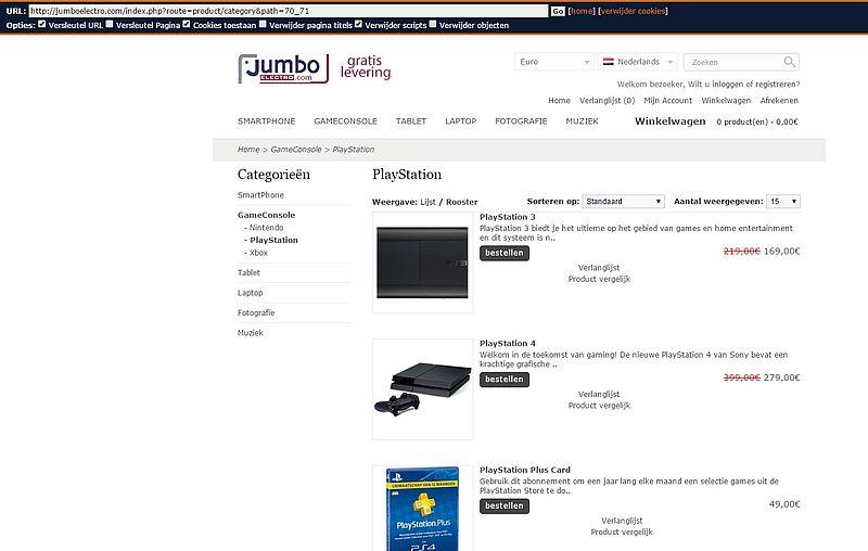 'Prijzen jumboelectro.com te mooi om waar te zijn'
