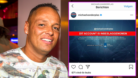 Michael van der Plas langer vast om handel in nagemaakte merkkleding