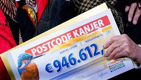 'Postcode Loterij gewonnen!' blijkt babbeltruc