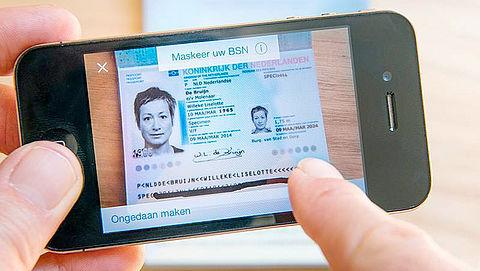 Hoe maak ik een veilige kopie van mijn identiteitsbewijs?