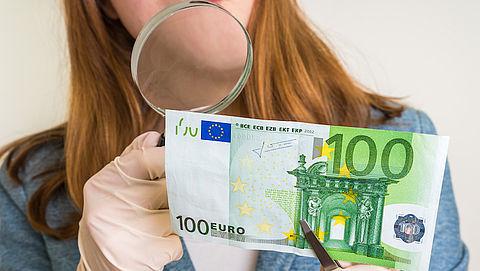 DNB: 'Minder valse eurobiljetten gevonden'