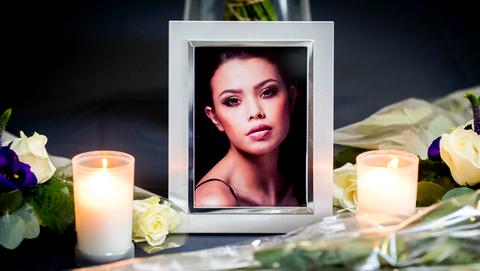 'Oplichter wilde familie van in Maleisië overleden model Ivana Smit 50.000 dollar afhandig maken'