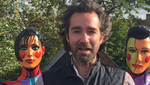 Liefdesoplichter Serge van der Wulp heeft wéér een nieuwe schuilnaam: 'Bastiaan de Heus'