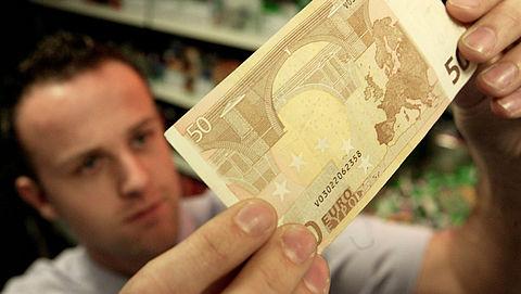 Minder valse eurobiljetten onderschept in Nederland