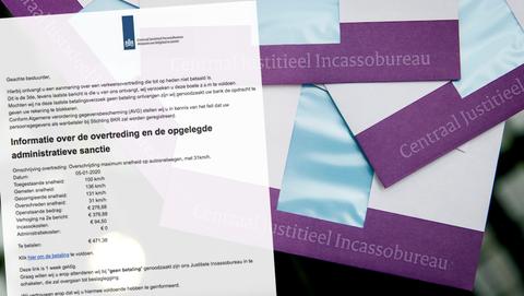 Mail van 'CJIB' met onderwerp 'Betaal op tijd en voorkom beslaglegging'? Dat is omvangrijke phishing