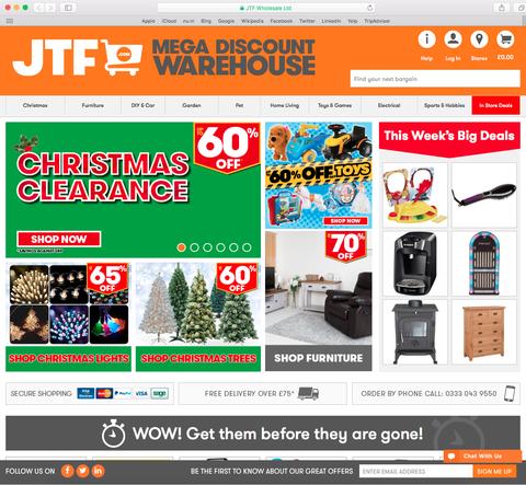 Politie waarschuwt voor jtf-mega-discount.com