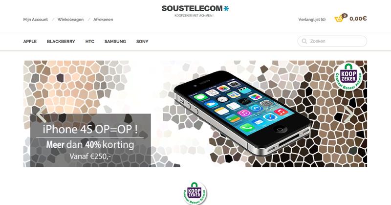 'Sous-telecom.nl gebruikt logo Achmea Koopzeker ten onrechte'