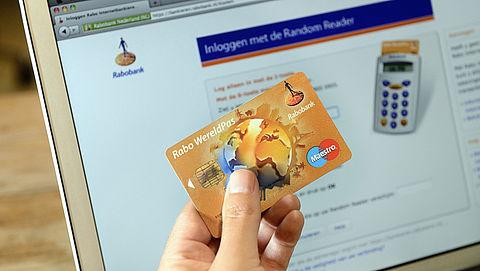 Rabobank stopt met scanner voor online bankieren