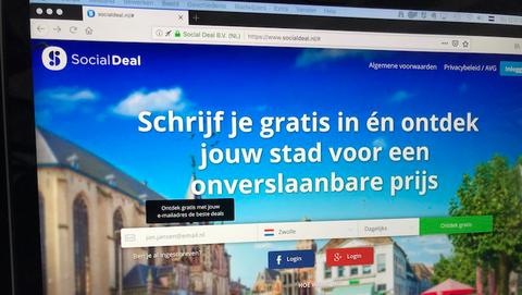 Datalek bij Social Deal: klanten moeten wachtwoord wijzigen