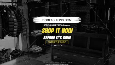 Politie: 'Koop niet bij Boofashions.com'