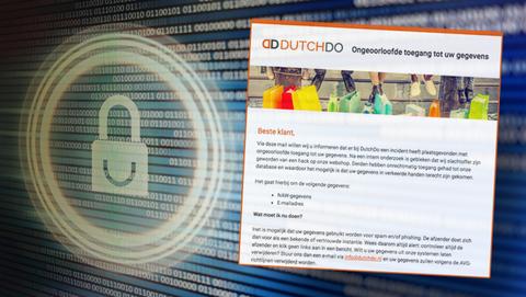 Datalek bij tientallen webshops van DutchDo: namen, adressen en mailadressen van klanten op straat