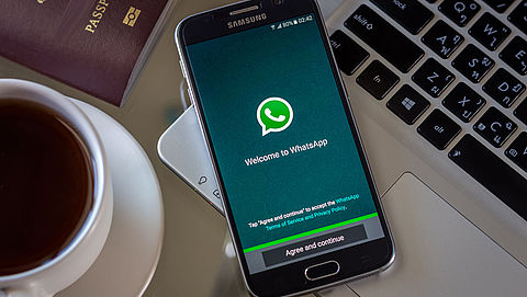 Veel meldingen over WhatsApp-fraude