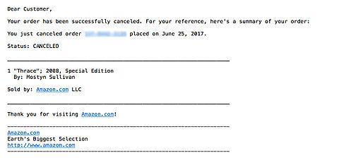 E-mail 'Amazon' is eigenlijk nepnieuws