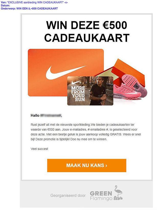 Nike Opgelicht?! AVROTROS programma over oplichting en