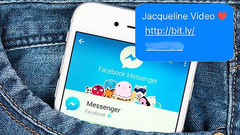 Attentie: Virus in Facebook Messenger-bericht over 'video'