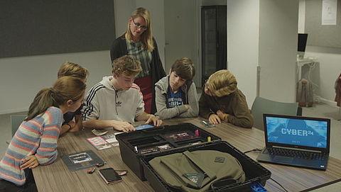 CCV lanceert spel om scholieren voor te lichten over online veiligheid