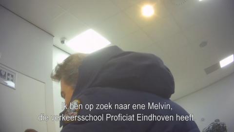 Melvin de H. in Nederland en België veroordeeld voor oplichting