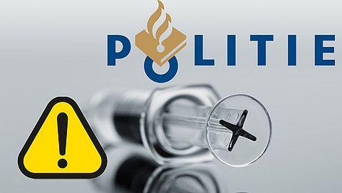 Politie waarschuwt voor 'prikfraudeurs' die zich voordoen als GGD-medewerkers