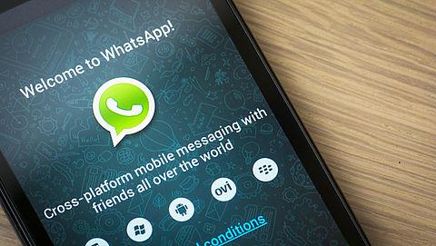 Pas op voor 'een-cent-truc' via WhatsApp-berichten