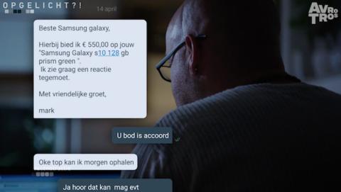Haaglandse Marktplaatsoplichters krijgen mildere straffen