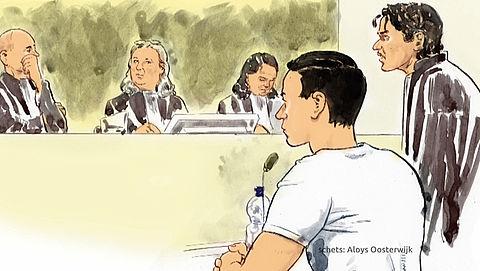Wehkamphacker Ricardo van der S. veroordeeld