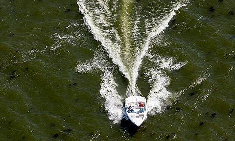 Luxe speedboot blijkt vervalsing
