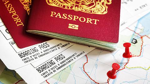 Bende verhandelde gestolen reisdocumenten