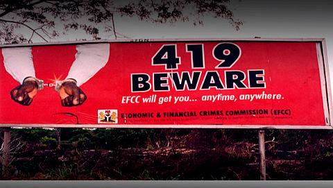 Cybertip: 419 fraude