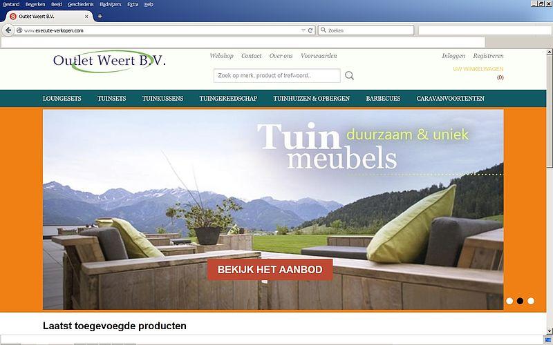 'Doe geen aankopen bij outletweert.com en executie-verkopen.com