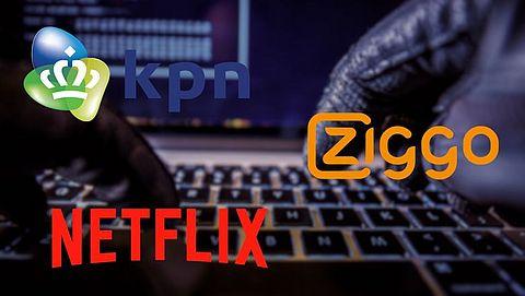 Pas op: oplichters slaan hun slag met nieuwe, overtuigende nepmails 'providers' en 'Netflix'