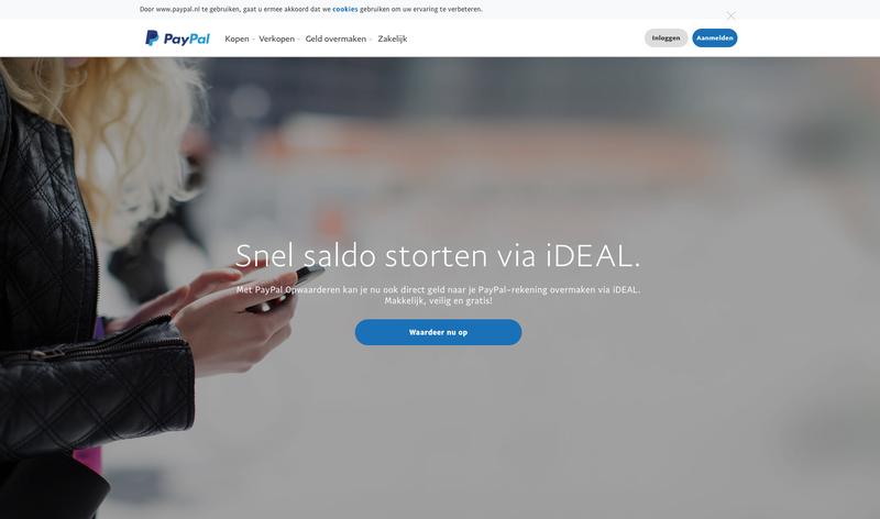 Phishingmail 'PayPal' in omloop