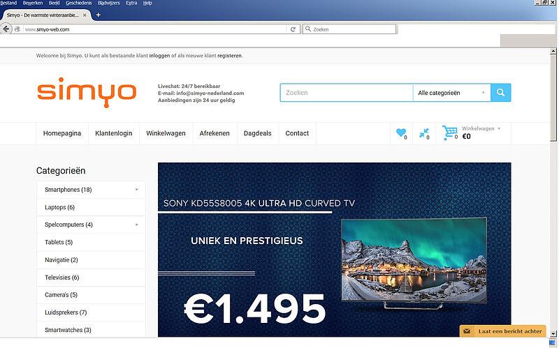 'Koop niks bij simyo-nederland.com'