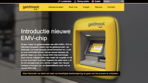 Doortrapte en agressieve phishing namens de Geldmaat: oplichters sturen valse e-mails over betaalpas met EMV-chip