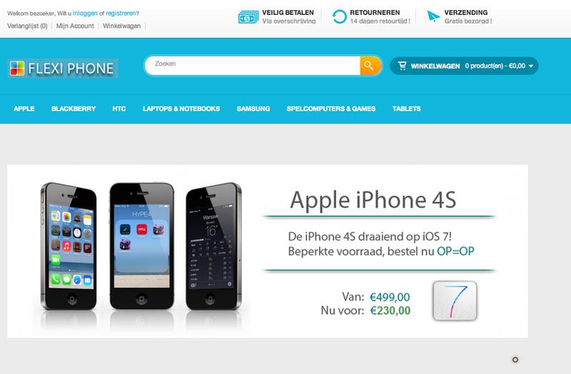 'Flexi-phone.nl misbruikt KvK-gegevens'