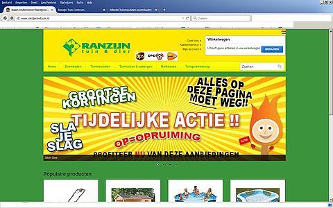 Ranzijncentrum.nl en Ranzijncentrum.com misbruiken certificaat Thuiswinkel Waarborg