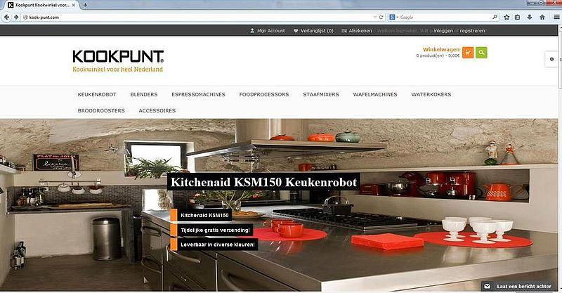 'Kook-punt.com adverteert via gehackte Marktplaats-accounts'
