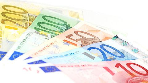 Aantal vervalste eurobiljetten stabiel