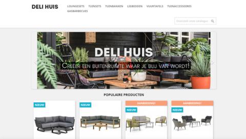 Politie: 'Koop niet bij Deli-huis.nl!'