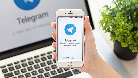 Vals geld, wapens en drugs te koop via Telegram