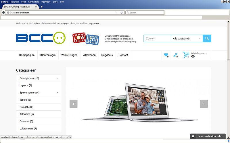 'www.bcc-breda.com misbruikt naam echt bedrijf'