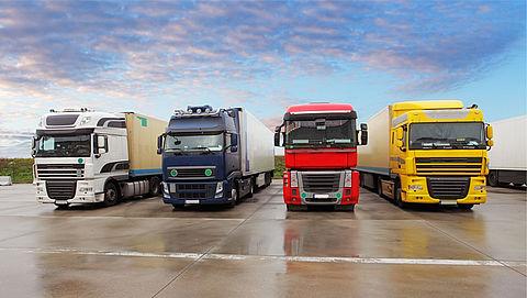Van dure lading 'bestolen' trucker nu zelf verdachte