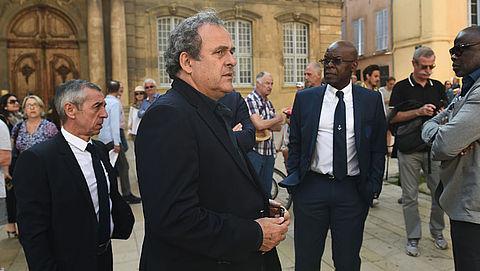 Voormalig EUFA- en FIFA-voorzitter opgepakt wegens corruptie