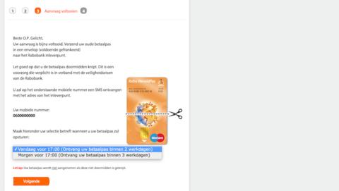 Misleidende mail van 'Rabobank' in omloop