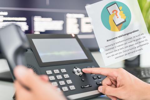 Cybertip: 'Spoofing' van je telefoonnummer