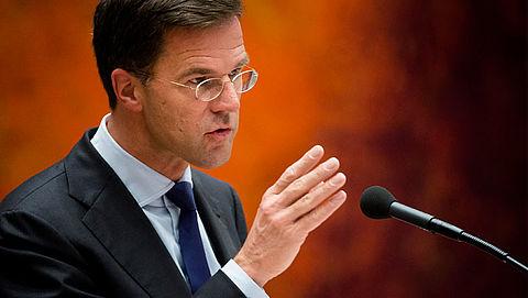 Rutte in overleg met Nederlandse banken over witwassen en belonen