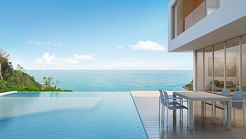 ACM waarschuwt voor aanbod luxe vakantievilla door De Reisplanner