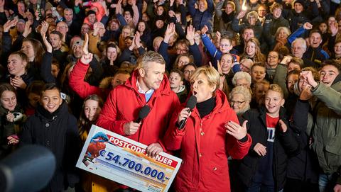 Oplichters hebben het gemunt op winnaars Postcode Loterij