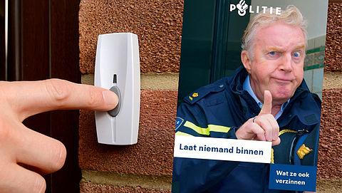 Politie Haarlemmermeer waarschuwt voor 'nieuwe buurvrouw'
