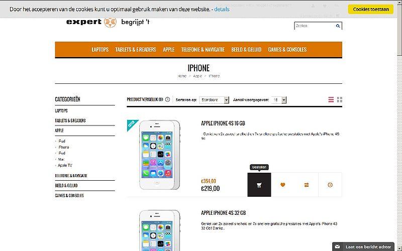 'Doe geen aankopen bij expert-dagdeals.com!'