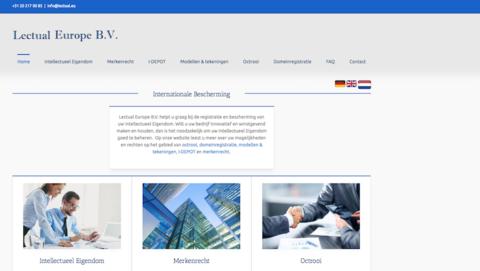 Trademark Office gaat onder Lectual Europe B.V. door met acquisitiefraude